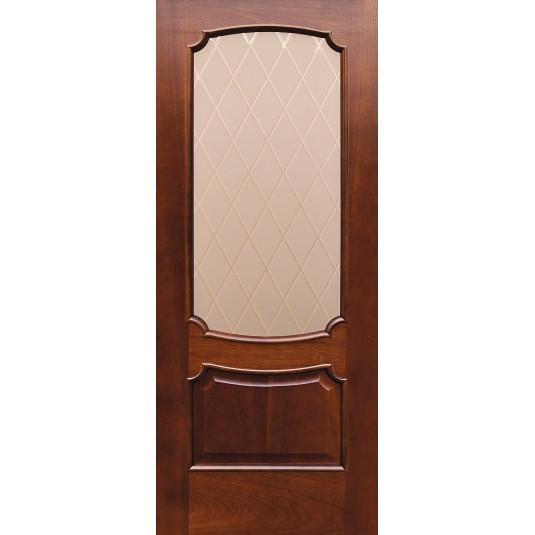 Дверь шпонированная Дворецкий Венеция ДО сапель
