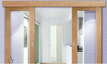 Раздвижные двери — 7 преимуществ