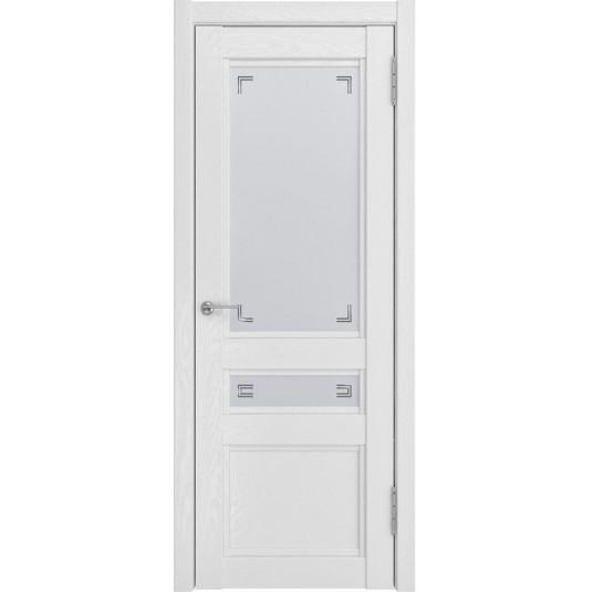 Межкомнатные двери К-2 ДО Белый снег