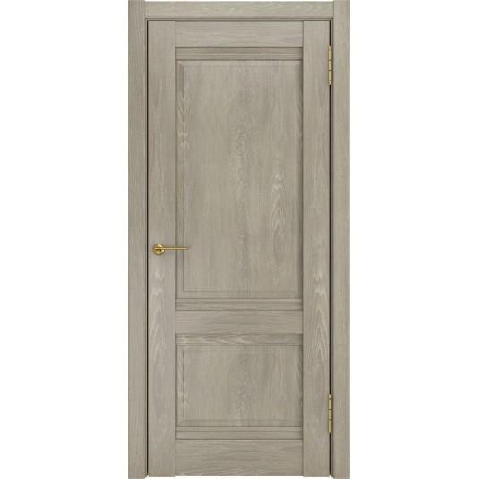 Межкомнатные двери ЛУ-51 Дуб серый