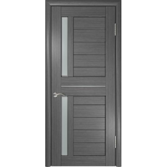 Межкомнатные двери ЛУ-27 Серый