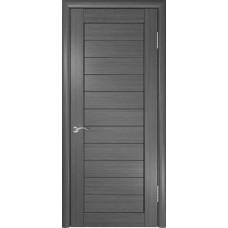 Межкомнатные двери ЛУ-21 Серый