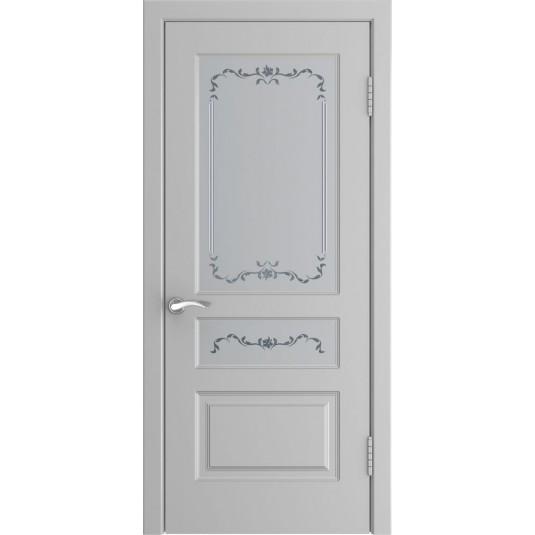 Межкомнатные двери Модель L-2 ДО манхетен