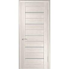 Межкомнатные двери ЛУ-22 Капучино (стекло матовое)