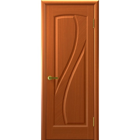Межкомнатные двери МАРИЯ (Темный Анегри Т74) глухие