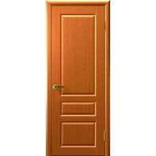Межкомнатные двери ВАЛЕНТИЯ 2 (Светлый Анегри Т34)