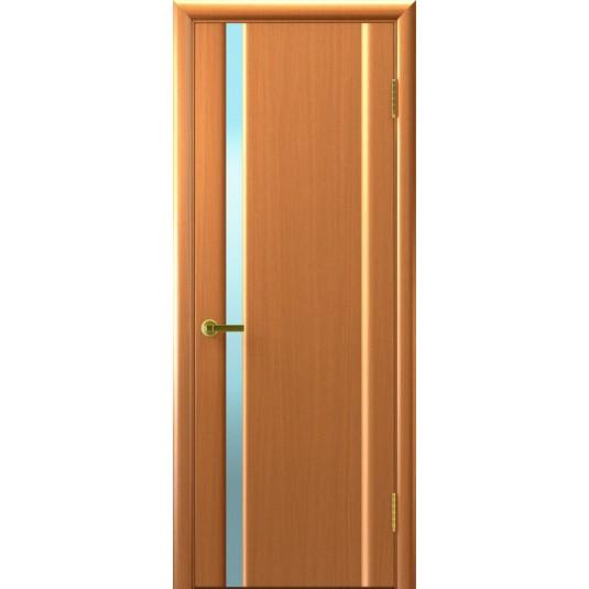 Межкомнатные двери СИНАЙ 1 (Светлый Анегри Т34)