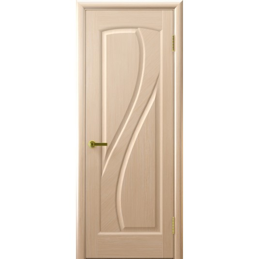 Межкомнатные двери МАРИЯ (Беленый дуб) глухие