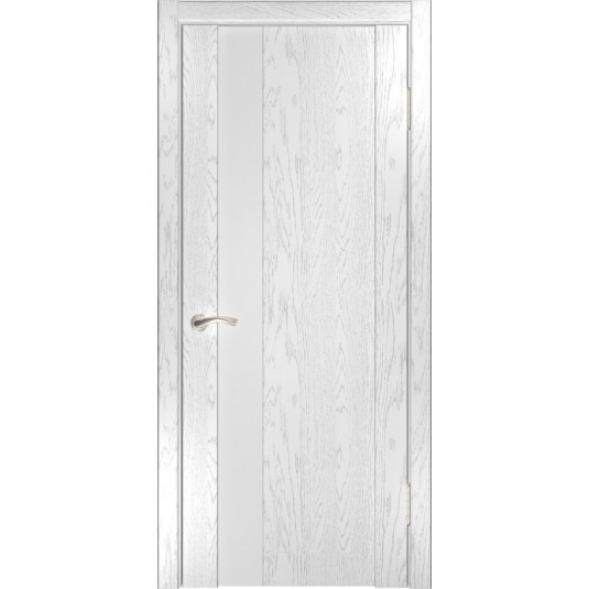 Межкомнатные двери Орион-3 (дуб белая эмаль)