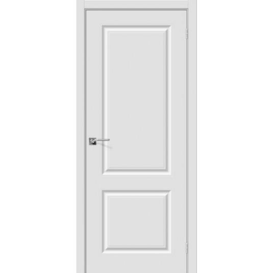 Скинни-12 Белый