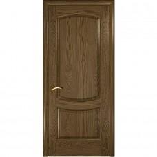 Межкомнатная дверь шпонированная Luxor Лаура 2 светлый морёный дуб глухая