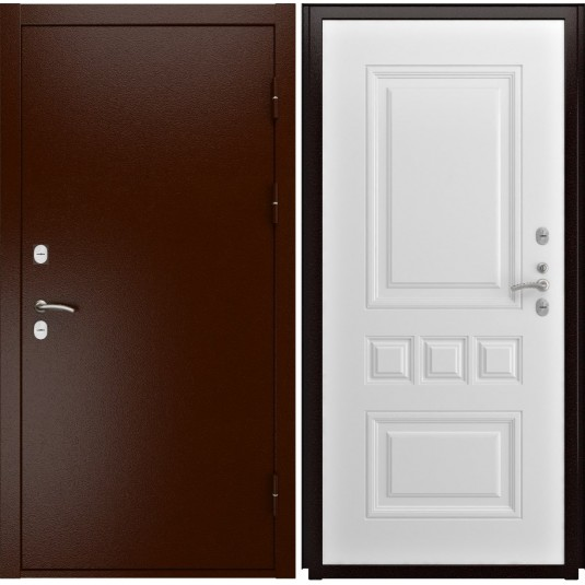 Металлические двери Luxor Термо