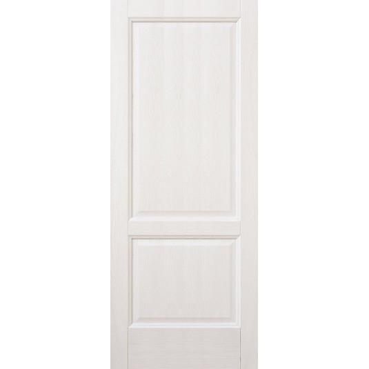 Дверь шпонированная Дворецкий Классик ДГ белый ясень
