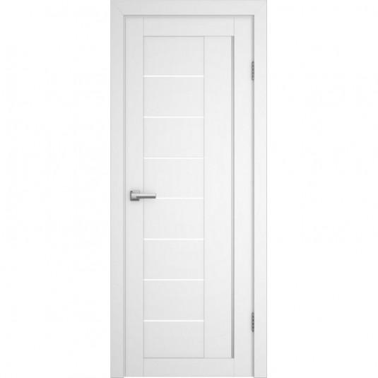 Дверь Profilo Porte PSC-17 ДO Белый со стеклом Сатинат