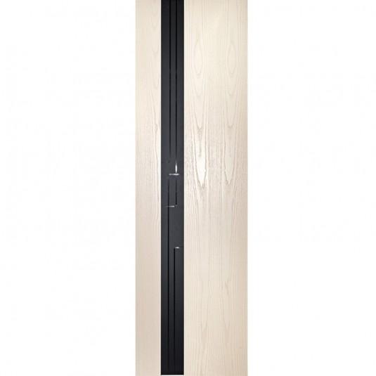 Дверь шпонированная Дворецкий Лабиринт 1 ДО белый ясень