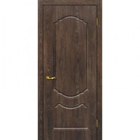 Дверь ПВХ Мариам Сиена 2 ДГ Дуб корица