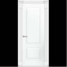 Дверь эмаль Ситидорс Вероник-1 ДГ RAL 9003