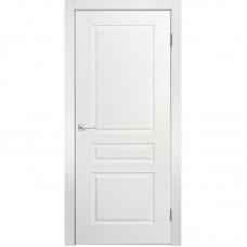 Дверь эмаль Дворецкий Вайт ДГ белая эмаль