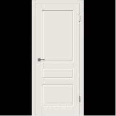 Дверь ВФД Зимняя коллекция Честер 15ДГ01 эмаль слоновая кость
