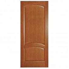 Дверь шпонированная Дворецкий Соло ДГ темный анегри