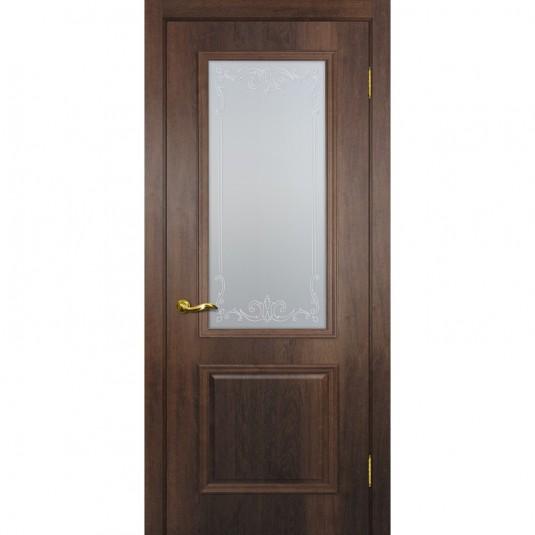 Дверь ПВХ Мариам Верона 1 ДО Дуб сан-томе