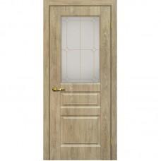 Дверь ПВХ Мариам Версаль 2 ДО Дуб песочный