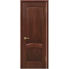 Дверь ульяновская Александрит(Комфорт) красное дерево ДГ