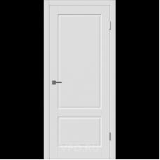 Дверь ВФД Зимняя коллекция Шеффилд ДГ эмаль белая