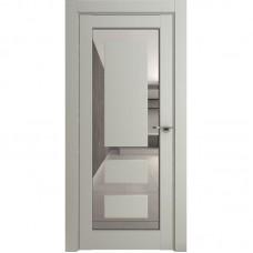 Дверь экошпон Uberture 00005 ДО Серена светло-серый