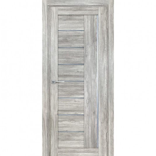 Дверь Profilo Porte PSL-17 ДО Сан-ремо серый