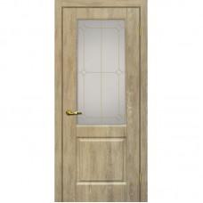 Дверь ПВХ Мариам Версаль 1 ДО Дуб песочный