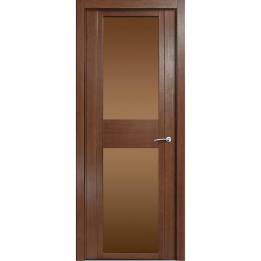 Дверь Milyana Qdo D дуб палисандр ст бронза