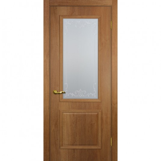 Дверь ПВХ Мариам Верона 1 ДО Дуб арагон