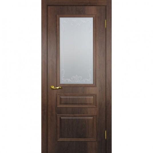 Дверь ПВХ Мариам Верона 2 ДО Дуб сан-томе