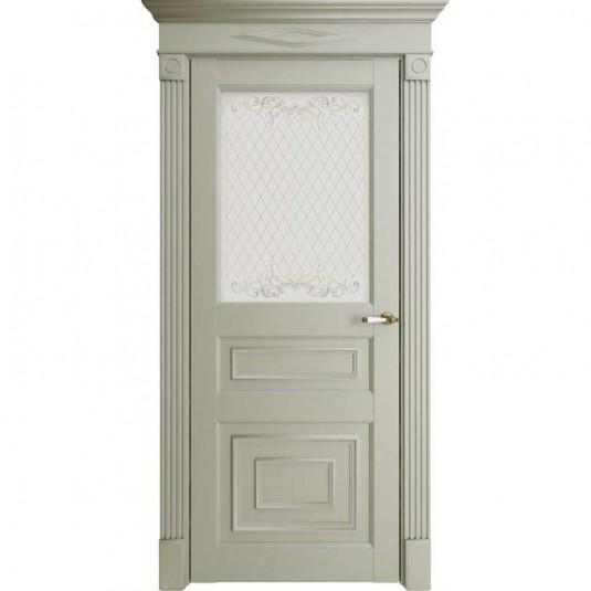 Дверь Uberture 62001 ДО Серена Светло-серый