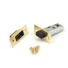 Защелка с магнитным язычком золото матовое