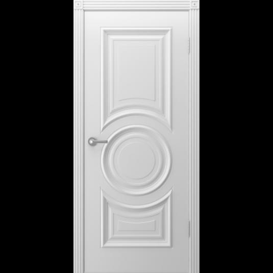 Дверь BP-DOORS Богема ДГ Эмаль белая