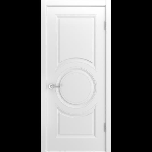 Дверь BP-DOORS Belini-888 ДГ Эмаль белая