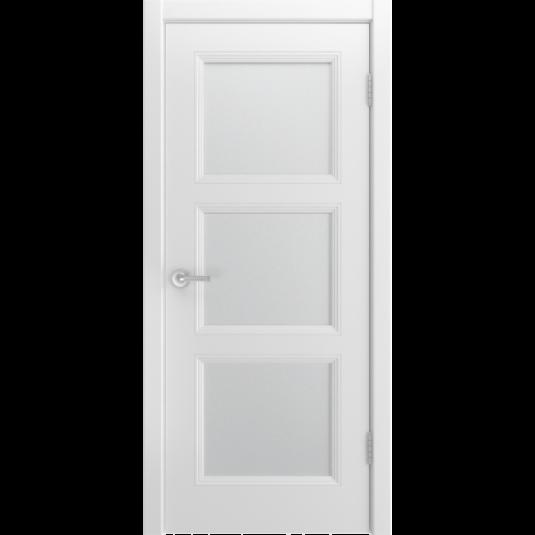 Дверь BP-DOORS Belini-333 ДО 3 Эмаль белая