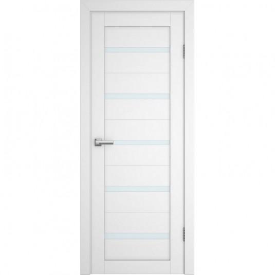 Дверь Profilo Porte PSC-7 ДO Белый со стеклом Сатинат