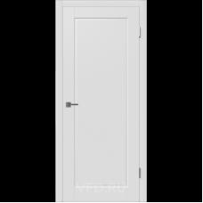 Дверь ВФД Зимняя коллекция Порта 20ДГ0 эмаль белая
