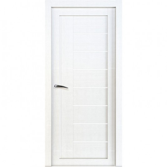 Дверь Uberture 2110 Белый велюр