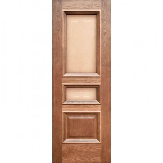 Дверь шпонированная Дворецкий Равена ДО мореный дуб