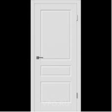 Дверь ВФД Зимняя коллекция Честер 15ДГ0 эмаль белая
