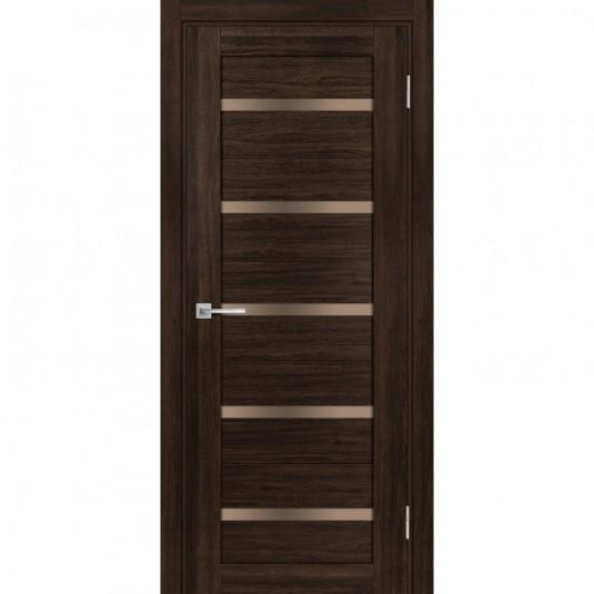 Дверь Profilo Porte PSL-7 ДО Сан-ремо шоколад