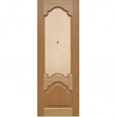 Дверь шпонированная Дворецкий Виктория ДО дуб