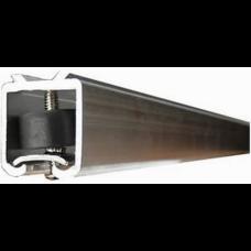 Верхняя направляющая L1 2м для одинарной двери купе