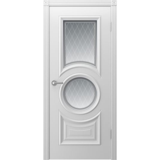 Дверь BP-DOORS Богема ДО4 Эмаль белая