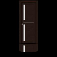 Дверь экошпон Ситидорс Баджио ДО Венге