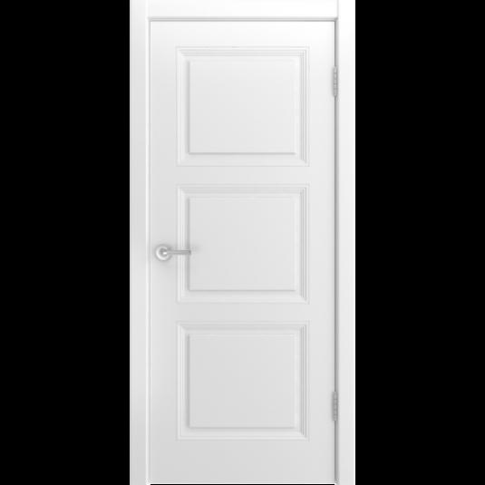 Дверь BP-DOORS Belini-333 ДГ Эмаль белая